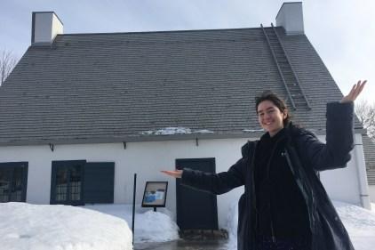 Anecdotes, souvenirs d'enfance et mythes au rendez-vous à la maison Girardin