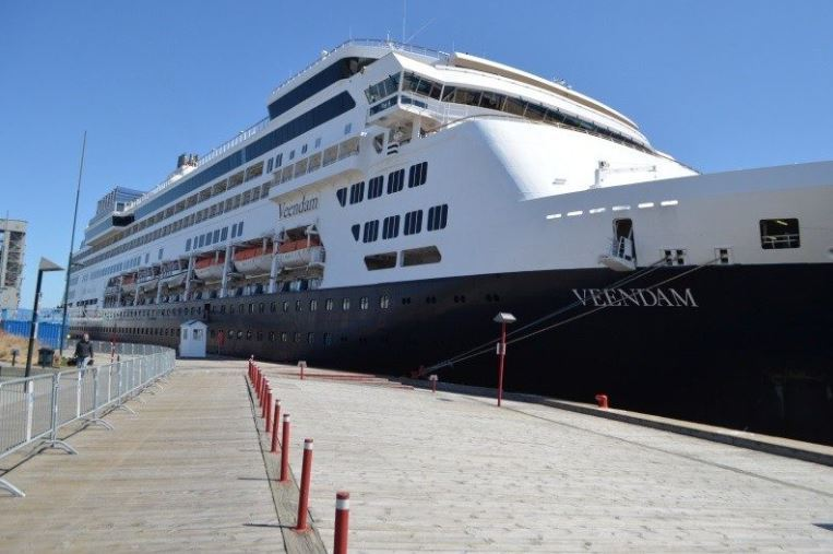 Le Port de Québec évite le pire jusqu'à maintenant