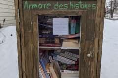Les boîtes à livres prennent le relais des bibliothèques