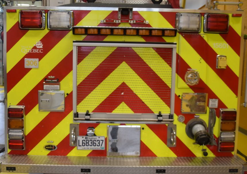 Un incendie éclate ce midi dans une résidence à Boischatel