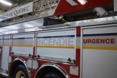 Trois débuts d'incendies mineurs hier soir à Québec