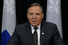Un arrêt forcé pour le Québec