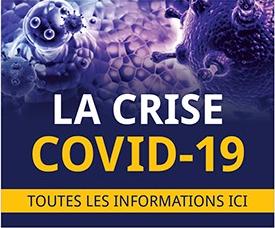 COVID-19: Bilan de la dernière journée
