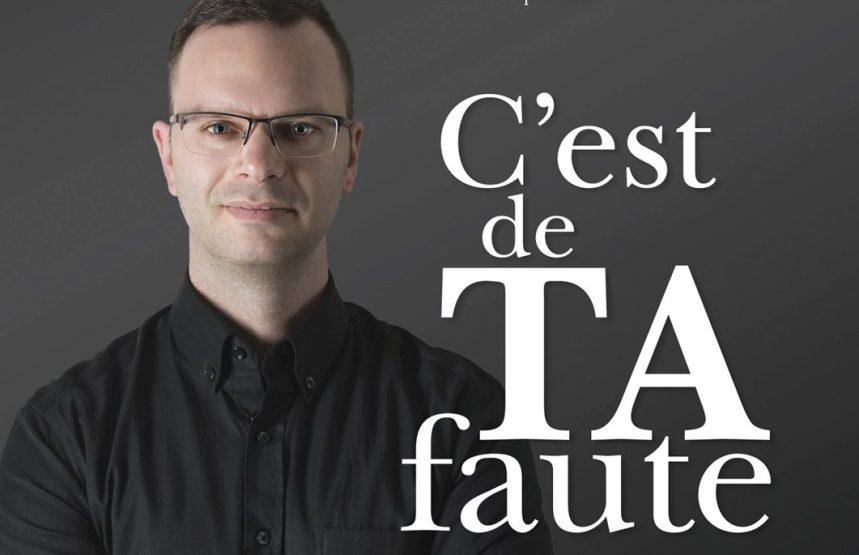 «C'est de TA faute» si tu ne réussis pas en affaires estime Alexandre Vézina