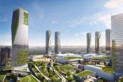 Royalmount imagine un quartier mixte et durable