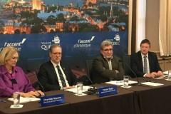 Ville de Québec: arénas, bibliothèques, piscines et centres communautaires restent ouverts