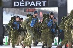 Le 5e défi Iceman à Valcartier: Le corps et l'esprit poussés à la limite