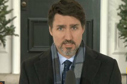 Ça suffit, restez chez vous, affirme Justin Trudeau