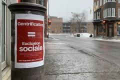 Le phénomène de gentrification inquiète dans Saint-Sauveur