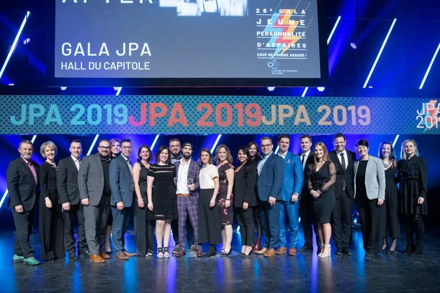 Un 28e Gala jeune personnalité d'affaires réussi