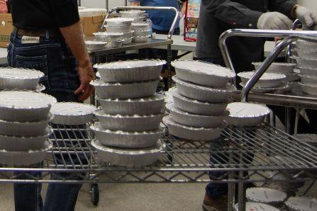 COVID-19: appel aux bénévoles pour l'entraide alimentaire