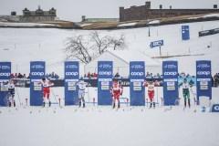 COVID-19: pas de ski ni de compétition ni caritatif à Québec