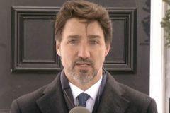 On ne sait pas combien de temps ça va durer, admet Trudeau