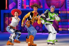 Disney sur glace: l'émerveillement des petits et des grands