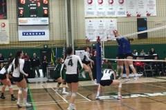 Championnat canadien de volleyball collégial féminin: les Élans de Garneau passent leur premier test avec panache