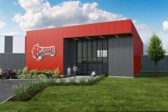 Le nouveau complexe sportif du Séminaire Saint-François bientôt prêt