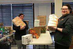Aide alimentaire: Solidarité familles au cœur de la pandémie
