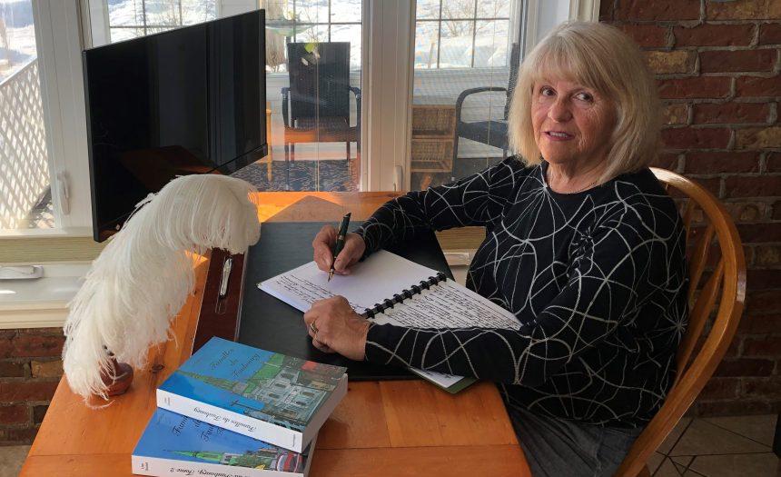 Découvrir une passion d'écrire en pleine retraite