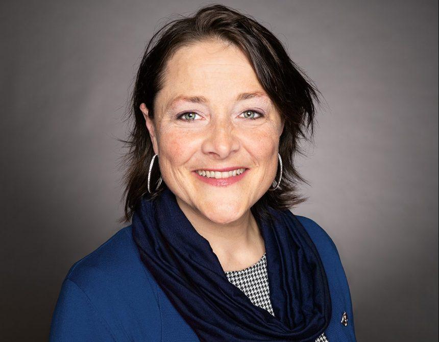 Julie Vignola donne un coup de pouce aux banques alimentaires beauportoises