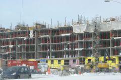 Forte diminution des mises en chantier en mars au Québec