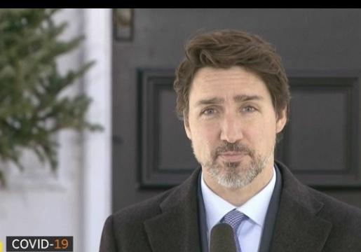 Justin Trudeau ne peut pas garantir que nous aurons assez de matériel médical
