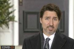 Justin Trudeau annonce 100 M$ pour les banques alimentaires canadiennes