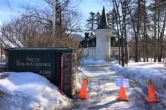Les parcs de la Commission de la capitale nationale toujours fermés