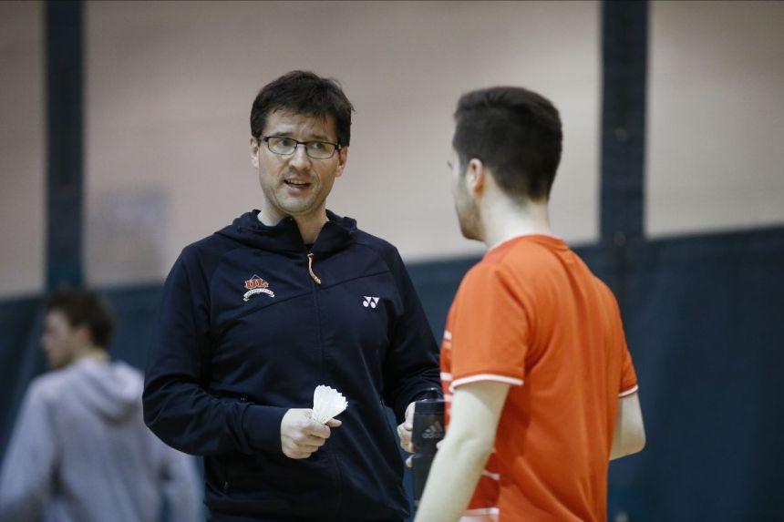 L'entraîneur-chef Étienne Couture quitte le Rouge et Or