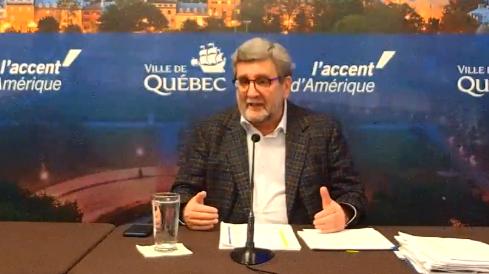 La Ville de Québec annule ses événements et adapte les services municipaux