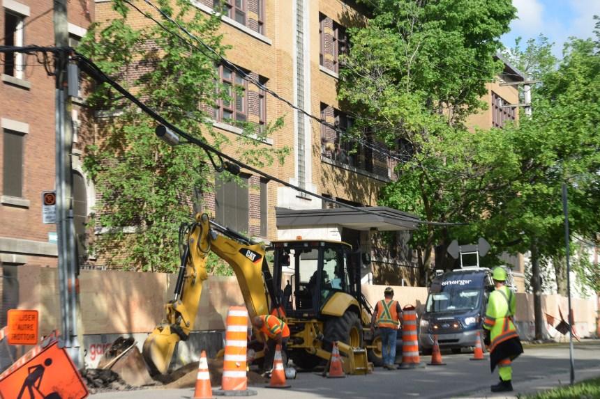 Démolition de l'école Stadacona: CFG Construction remporte l'appel d'offres