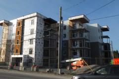 La reconstruction des 70 logements avance à Val-Bélair