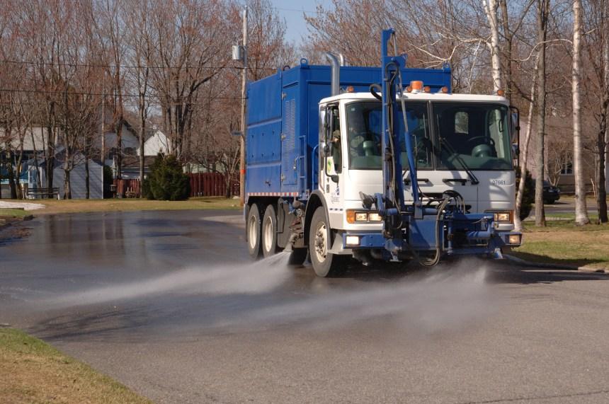 Nettoyage annuel des rues: Interdictions de stationner émises dès le 3 juin