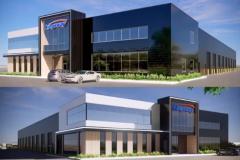 Nouveau centre de camionnage pour TFI