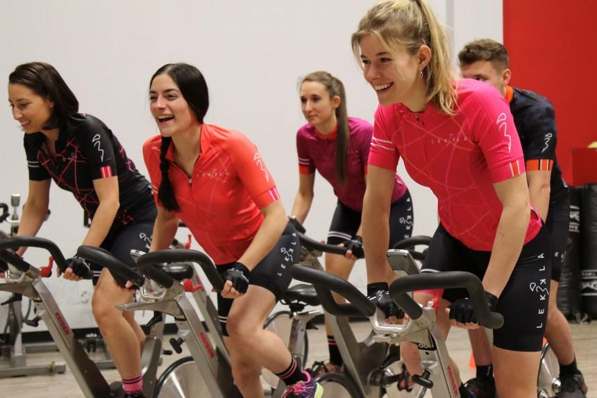Pédaler avec élégance: Lekkla mise sur l'attrait du confort chez les cyclistes