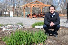 Jardinage communautaire sous la Covid-19