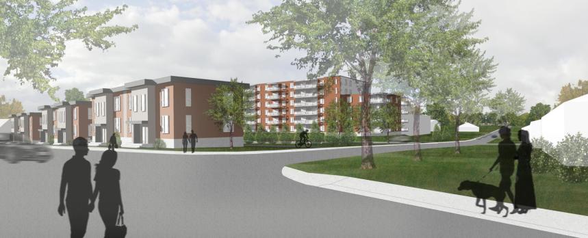 Projet immobilier Maria-Goretti: des modifications aux phases subséquentes