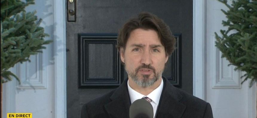 Trudeau annonce un versement ponctuel pour les ainés