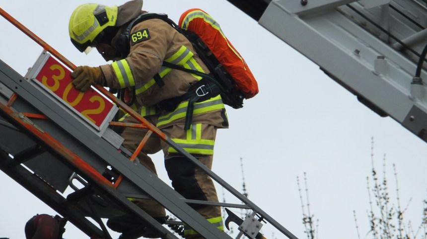 Grave incendie causé par un chaudron d'huile à Vanier
