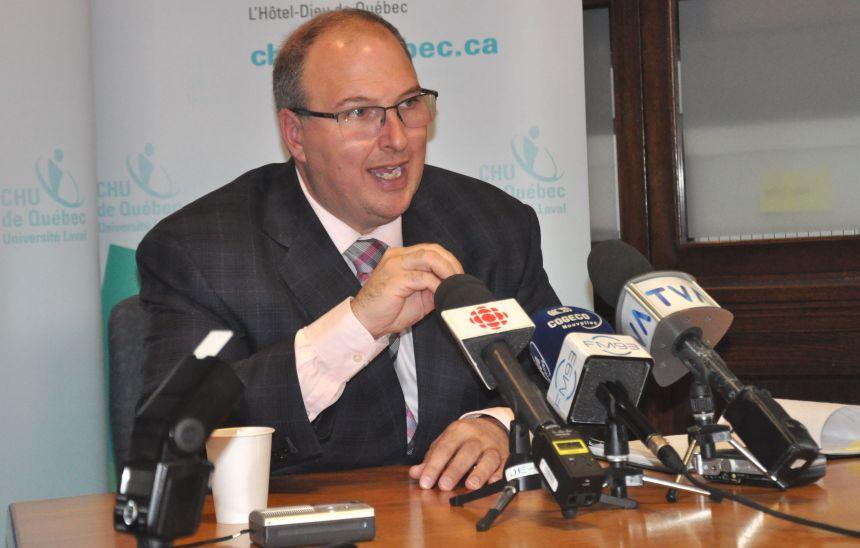 Le CHU de Québec évite de peu une fraude majeure