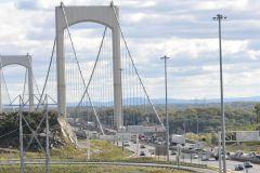 Entraves aux abords du pont Pierre-Laporte et de l'autoroute Henri-IV