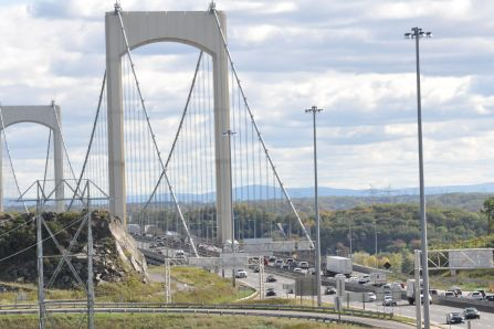 Pont Pierre-Laporte: Travaux d'entretien cette semaine