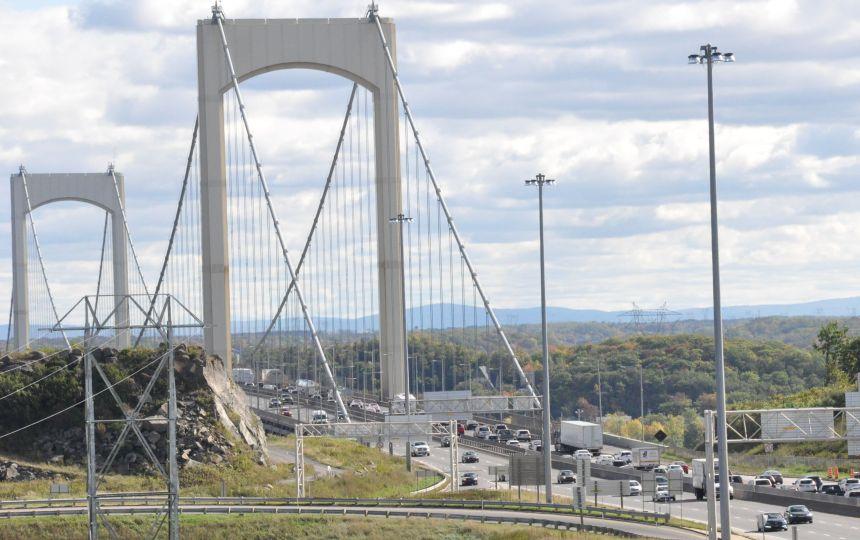 Poursuite des travaux d'entretien sur le pont Pierre-Laporte