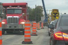Reprise du chantier de la Promenade Samuel-De Champlain