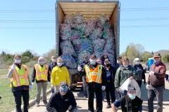 Une collecte solidaire lucrative à Val-Bélair