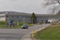 Début d'incendie à la prison d'Orsainville
