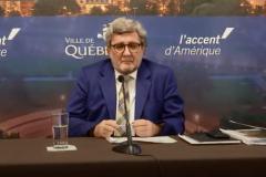 Pandémie: la population de Québec garde le moral mais un tiers reste anxieux