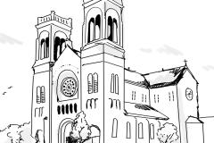 Profiter du confinement pour rêver l'avenir de l'église du Très-Saint-Sacrement