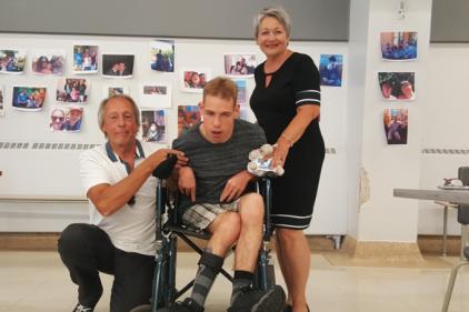 Le cri du cœur des parents de jeunes adultes handicapés
