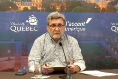 Québec impose une restriction d'eau potable