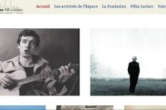 Mes souvenirs de Félix Leclerc à l'Île d'Orléans